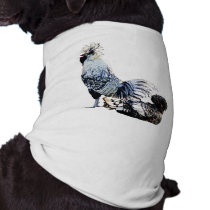 Obsessive Chicken Disorder: Polish Crested Shirt