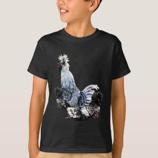 Obsessive Chicken Disorder: Polish Crested T-Shirt