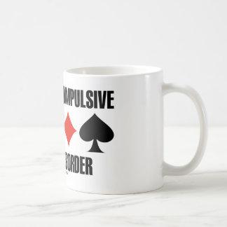 Obsessive Compulsive Bridge Disorder (OCBD) Coffee Mug