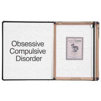Obsessive Compulsive Disorder.ai iPad Covers