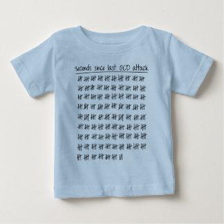 Obsessive Compulsive Disorder OCD Tally Baby T-Shirt