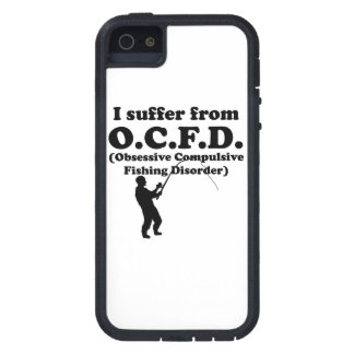 Obsessive Compulsive Fishing Disorder iPhone SE/5/5s Case