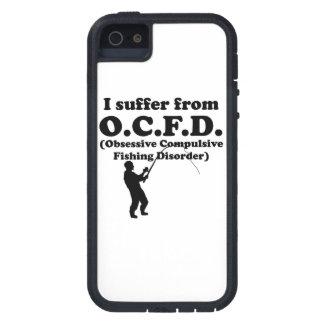 Obsessive Compulsive Fishing Disorder iPhone SE/5/5s Case