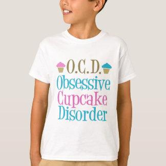 Obsessive Cupcake Disorder Kids T-Shirt