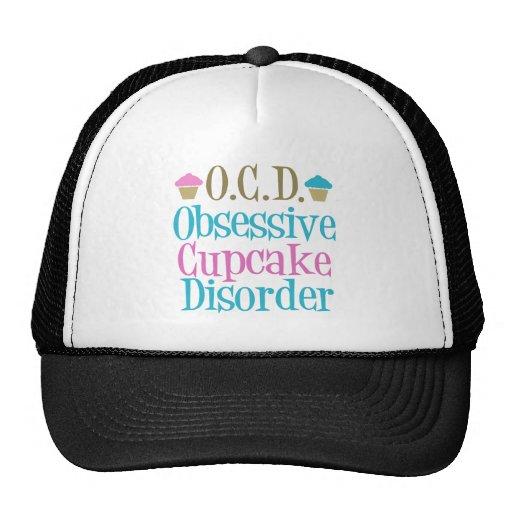 Obsessive Cupcake Disorder Trucker Hat