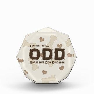 Obsessive Dog Disorder Award