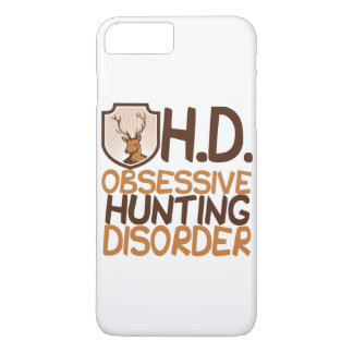 Obsessive Hunting Disorder Deer iPhone 7 Plus Case