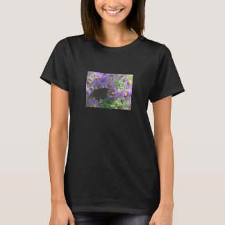 obsidian butterfly - large T-Shirt