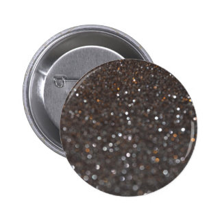 Obsidian glitter button