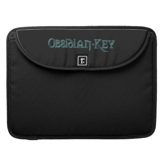 "Obsidian Key - MacBook Retina 15"" Sleeve"