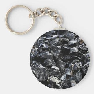 Obsidian Key Chains
