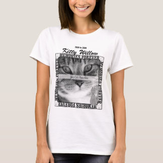 OBSOLETE DESIGN Remember Your Cat Photo T-Shirt