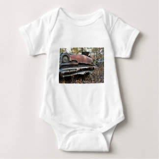 Obsolete Lincoln Baby Bodysuit
