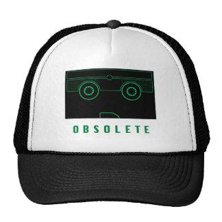 OBSOLETE TRUCKER HAT