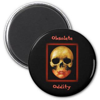 ObsoleteOddity Magnet # 1
