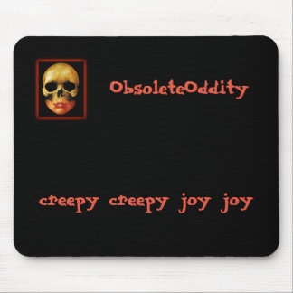 ObsoleteOddity Mousepad #1