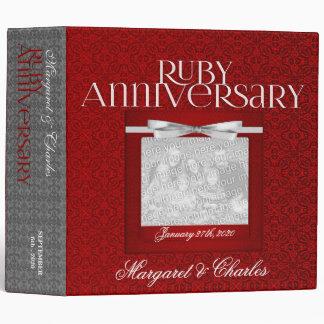 """OBSOLETO: 40.o Aniversario de rubíes Carpeta 2"""""""