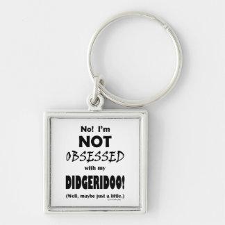 Obsssed Didgerioo Llavero Personalizado