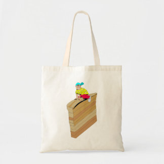 Obstacle Course Budget Tote Bag