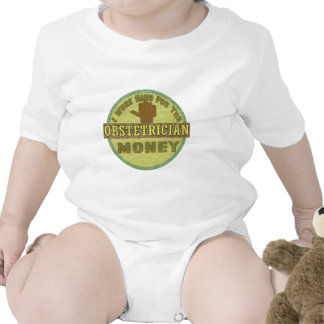 OBSTETRICIAN BABY BODYSUITS