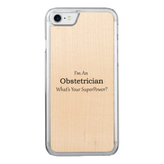 Obstetrician Carved iPhone 8/7 Case
