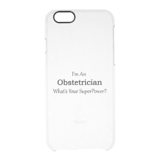 Obstetrician Clear iPhone 6/6S Case