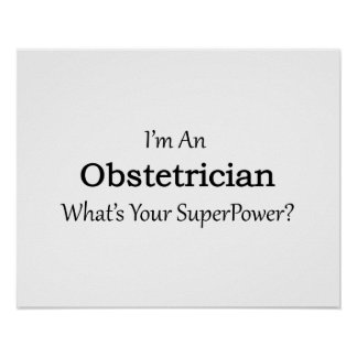Obstetrician Poster