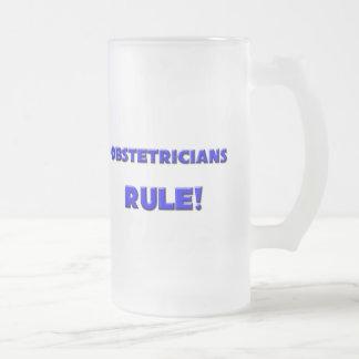 Obstetricians Rule Coffee Mugs