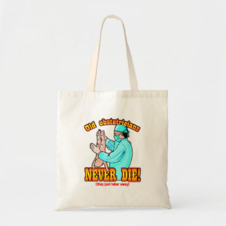 Obstetricians Tote Bag