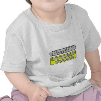 Obstétricos… mucho más elegantes camiseta