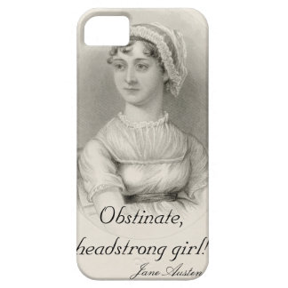 Obstinate Headstrong Girl iPhone 5 Case