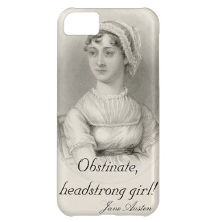Obstinate Headstrong Girl iPhone 5C Cover