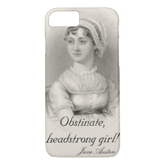 Obstinate Headstrong Girl iPhone 7 Case