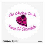 Obstrucción en tarjeta del día de San Valentín del
