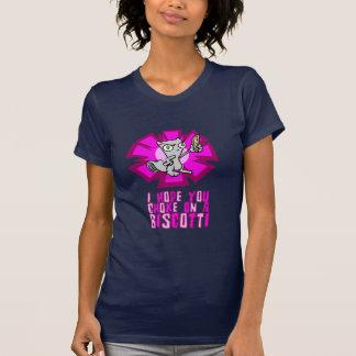 Obstrucción en un Biscoti: Camisa espumosa