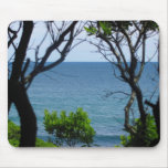 Obstructed Ocean View Mousepad