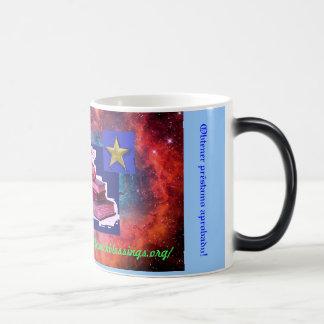 Obtener préstamo aprobado! ~  Get Loan Approved ! 11 Oz Magic Heat Color-Changing Coffee Mug