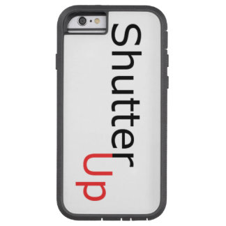 Obturador para arriba funda para  iPhone 6 tough xtreme