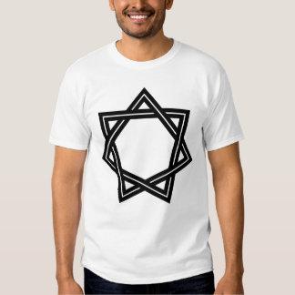 Obtuse Heptagram Men's Light T-Shirt