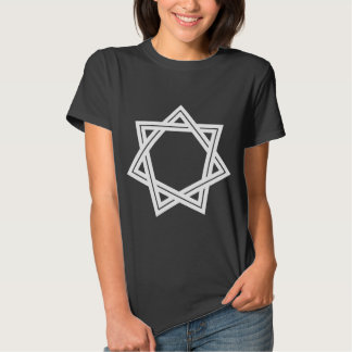 Obtuse Heptagram Women's Dark T-Shirt