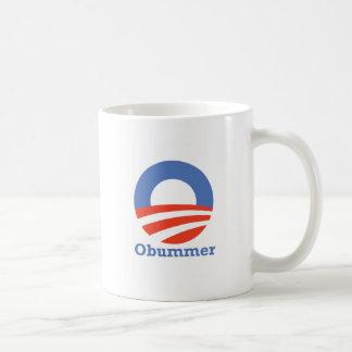 Obummer 2012 tazas de café