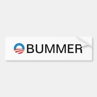 Obummer bumper sticker car bumper sticker