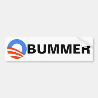 Obummer! Car Bumper Sticker