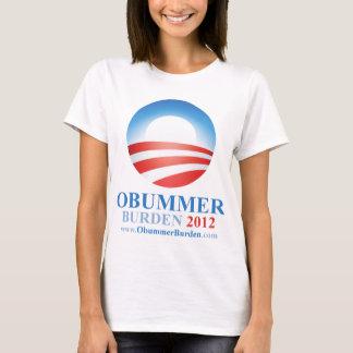 Obummer Burden 2012 - Anti Obama T-Shirt