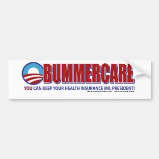 Obummer Care Bumper Stickers