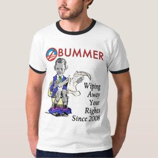 OBummer - limpiando lejos las sus derechas desde Polera