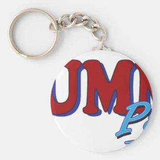 Obummer Part 2 Keychain