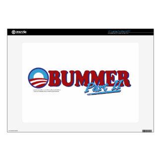 Obummer Part 2 Laptop Skin