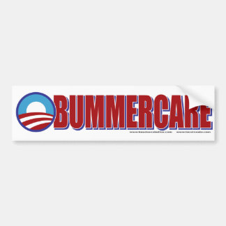 Obummercare Bumper Stickers