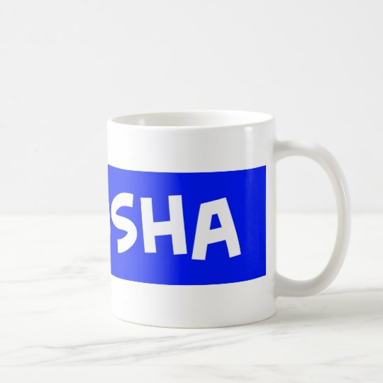 obusha coffee mug